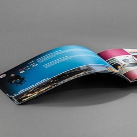 Multiple-sheet brochures